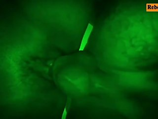 Slowmotion - Arab whore Doggystyle fucked with Night vision. ????? ???