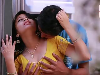 Hot desi shortfilm 28 - Mamatha's boobs pressed hard continuously & kissed