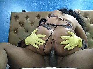 Karisma - S3 E10 - Big Tit Indian Girlfriend Gets Analized (Anal Fuckfest)