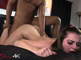 He Fucked me Hard and Covered my ass in Cum After the Club! DarkDesires4K