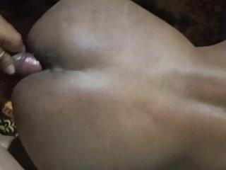 Having rough sex with my best friend (paban) hole. Drilling Desi ass