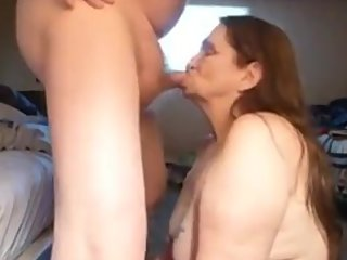 *FAVOURITE* - SLOPPY TOPPY SUCKING FOR SPERM