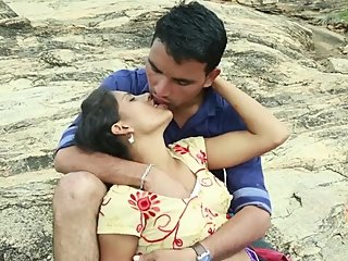 Hot desi shortfilm 173 - Boobs squeezed hard in blouse and inside bra