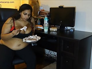 Desi Rose second pie
