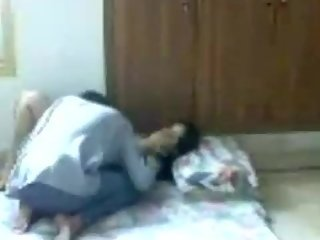 Sexy Desi Woman Making Love With Her Bo