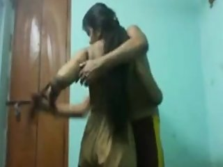 Desi Bangla College Lovers Fuccking at Home