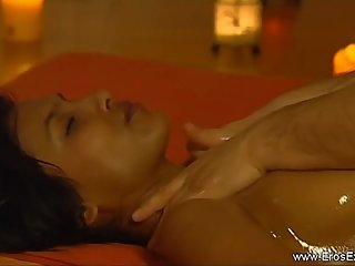 Exotic Massage For Indian MILF
