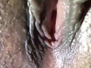 Closer View Of Pink Virgin Vagina Of Indian College Girl