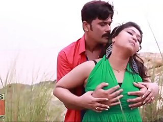 Hot desi shortfilm 308 - Boobs squeezed & pressed continuously, smooches