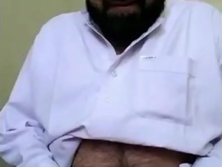 (Hot) Pathan & Arab Dad's rub cock's together/frott and cum.