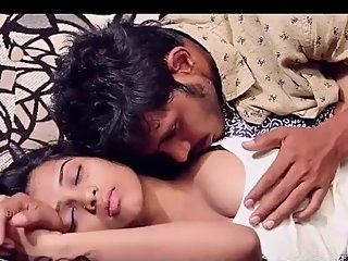 Hot desi shortfilm 186 - Uma boob pressed, kissed & grabbed, navel kissed