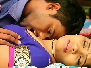 Hot desi shortfilm 118 - Boobs pressed, grabbed & kissed, navel kiss,smooch