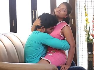 Hot desi shortfilm 67 - Shashi aunty boobs kissed hard, grabbed & pressed