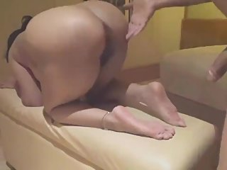 Desi Busty Wife Blowjob and Fucked in Multiple Angles