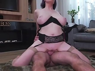 Mother & StepSon's Secret Desires - Amber Chase - call4slut
