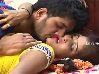 Hot desi shortfilm 206 - Jyothi boobs pressed & kissed, navel kissed