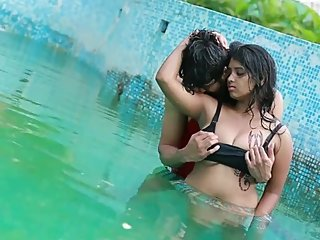 Hot desi shortfilm 47 - Uma boobs grabbed & pressed many times in Pool