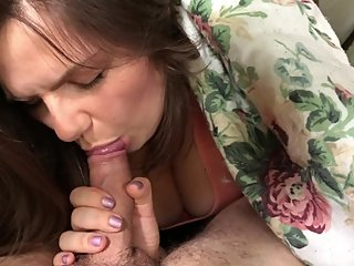 POV Doggy and Blowjob under blanket - Real Amateur Couple Dirty Desire
