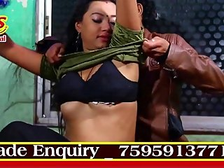 Hot bhojpuri song 15 - Horny girl smooched, boob pressed many times, bra