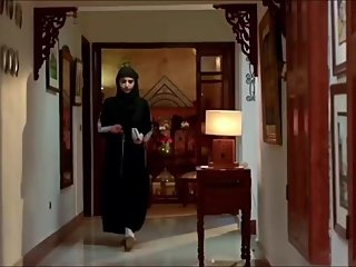 Hijabi pakistani drama with a twist for porn lovers