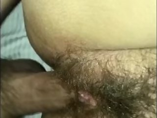 Intimate anal and daddyТs cock make me squirt!