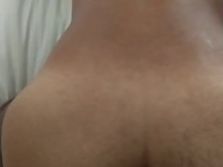 Cumming on a hot latino