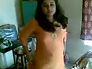 Indian Chubby Girl with Big Tits Exposed by her Tution Teacher- DesiGuyy