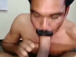 Desi Deepthroat And Swallow