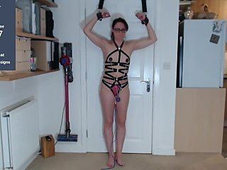 1 Hour Interactive Punishment - K was bad and must be punished