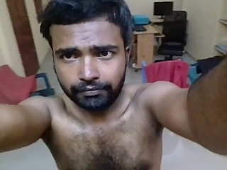 mayanmandev - desi indian male selfie video 143