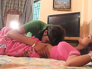Desi Teen Aunty Romance With Brother in Law
