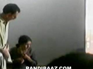 Mature desi professor fucking young student